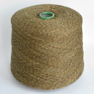 Lambswool mouline